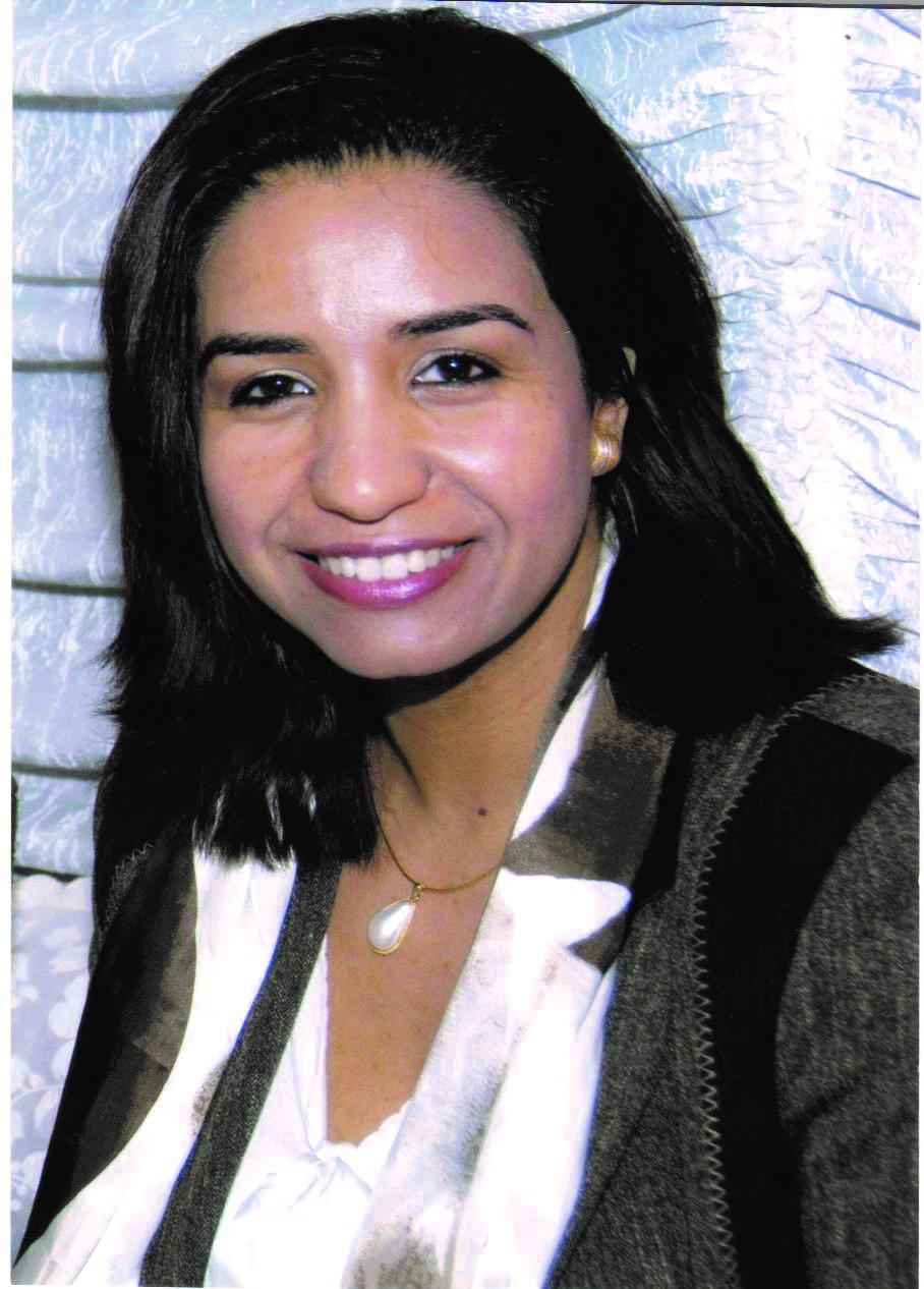 Nadia Ismaili